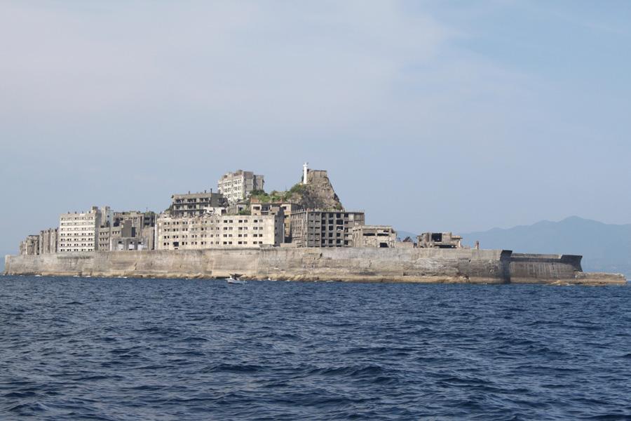 フリー 写真軍艦島