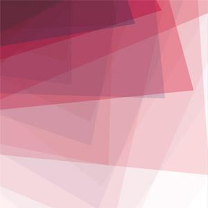 フリーイラスト, ベクター画像, AI, 背景, 抽象イメージ, 幾何学模様, ピンク色