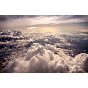 フリー写真, 風景, 自然, 空, 雲, 雲海