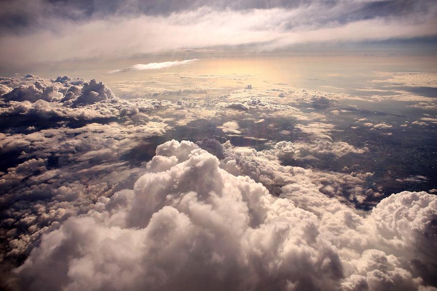 フリー 写真雲海の風景