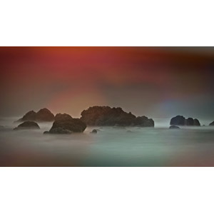 フリー写真, 風景, 自然, 海岸, 岩, 海