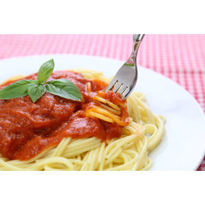 フリー写真, 食べ物(食料), 料理, 麺類, パスタ, スパゲッティ, フォーク