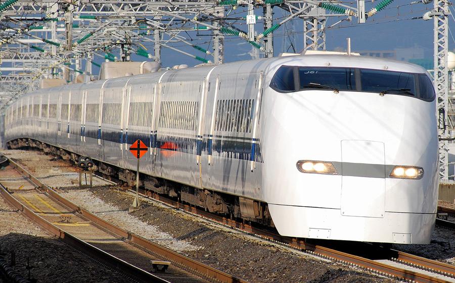 フリー 写真新幹線300系電車