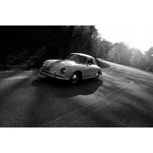 フリー写真, 乗り物, 自動車, スポーツカー, クーペ, ポルシェ, ポルシェ・356
