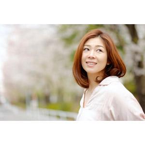 フリー写真, 人物, 女性, アジア人女性, 日本人, 女性(00018), 振り返る