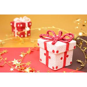 フリー写真, 年中行事, クリスマス, 12月, 冬, クリスマスプレゼント, プレゼント, プレゼント箱