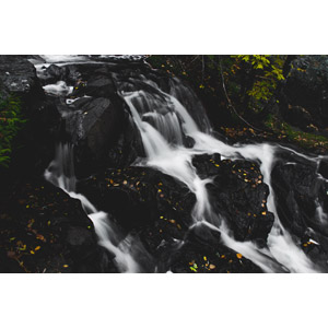 フリー写真, 風景, 自然, 滝, 渓流