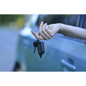 フリー写真, 人体, 手, 人と乗り物, 自動車, 鍵(キー)