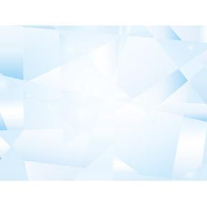 フリーイラスト, ベクター画像, AI, 背景, 抽象イメージ, 氷, 冬