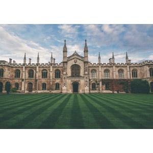 フリー写真, 風景, 建造物, 建築物, 教会(聖堂), キングス・カレッジ・チャペル, イギリスの風景, イングランド