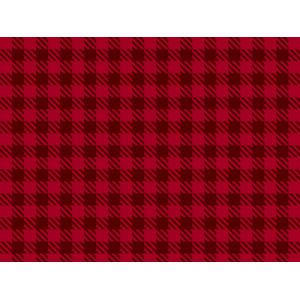 フリーイラスト, ベクター画像, EPS, 背景, チェック柄, シェパードチェック(小弁慶格子), 赤色(レッド)
