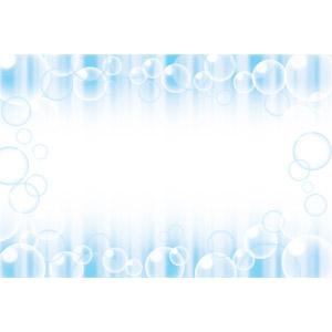 フリーイラスト, ベクター画像, AI, 背景, フレーム, 囲みフレーム, 泡