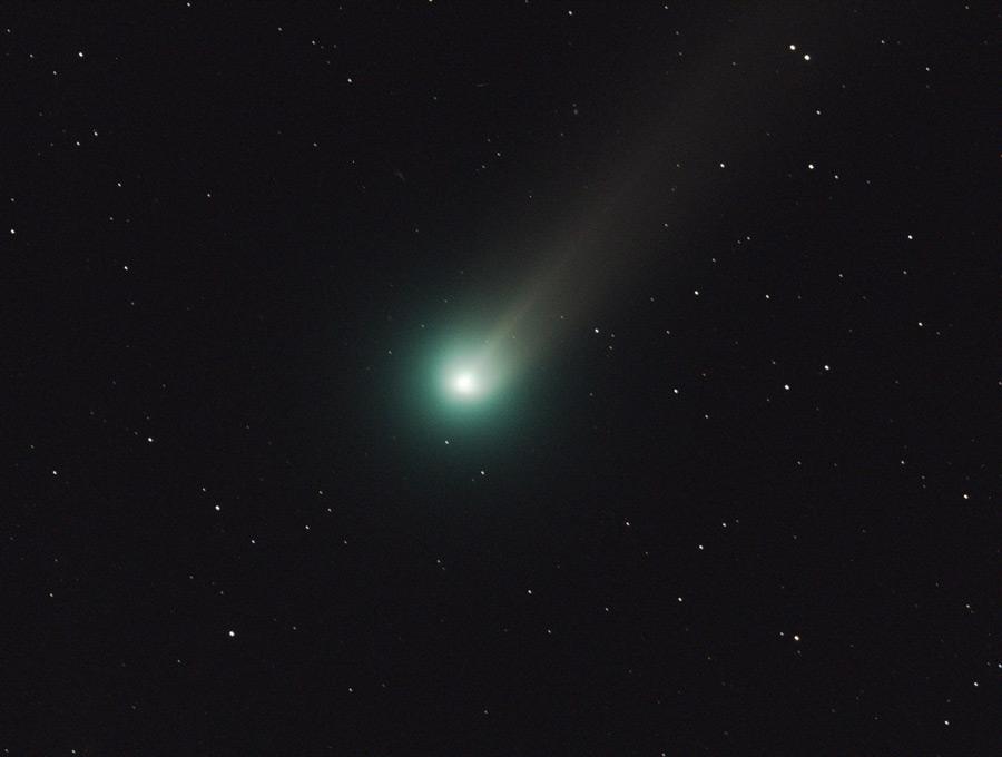 フリー写真 ラヴジョイ彗星
