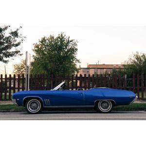 フリー写真, 乗り物, 自動車, オープンカー, ゼネラルモーターズ, ビュイック, ビュイック・スカイラーク
