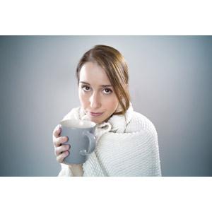 フリー写真, 人物, 女性, 外国人女性, フランス人, 女性(00070), マグカップ