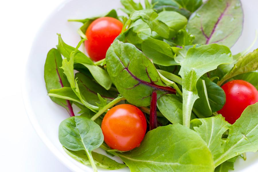 フリー写真 グリーンサラダ