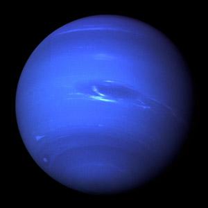 フリー写真, 風景, 天体, 宇宙, 惑星, 海王星