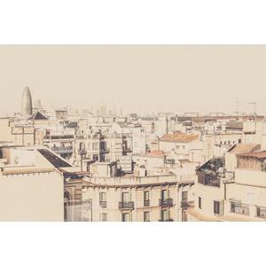 フリー写真, 風景, 建造物, 建築物, 都市, 街並み(町並み), スペインの風景, バルセロナ