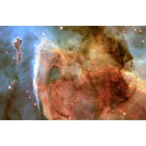 フリー写真, 天体, 宇宙, 星雲, イータカリーナ星雲
