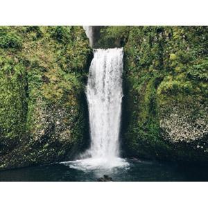 フリー写真, 風景, 自然, 滝, アメリカの風景, オレゴン州