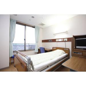 フリー写真, 風景, 病院, 病室, 医療, ベッド, 入院