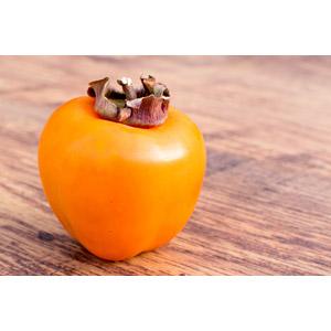 フリー写真, 食べ物(食料), 果物(フルーツ), 柿(カキ), 秋