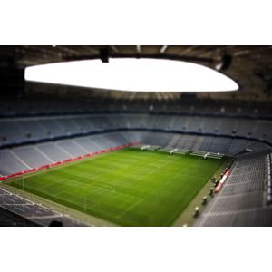 フリー写真, 風景, 建造物, 建築物, スポーツ, 球技, サッカー, サッカーフィールド, サッカースタジアム, ドイツの風景, ミュンヘン