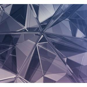 フリーイラスト, 背景, 抽象イメージ, 幾何学模様, 破片