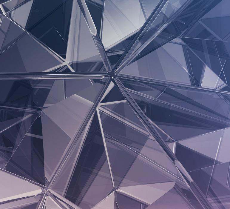フリーイラスト ガラスの破片のような背景イメージ
