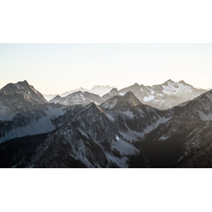 フリー写真, 風景, 自然, 山, ノース・カスケード国立公園, アメリカの風景, ワシントン州
