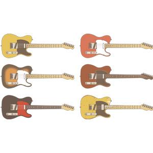 フリーイラスト, ベクター画像, AI, 音楽, 楽器, 弦楽器, ギター, エレキギター