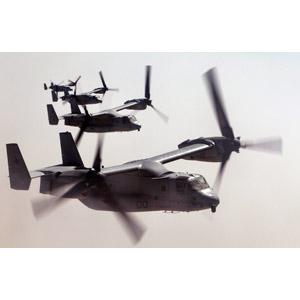 フリー写真, 乗り物, 航空機, 飛行機, 兵器, 輸送機, V-22 オスプレイ, アメリカ軍