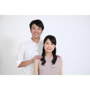 フリー写真, 人物, カップル, 恋人, 夫婦, 女性(00041), 男性(00042), 二人