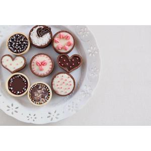 フリー写真, 食べ物(食料), 菓子, 洋菓子, チョコレート, バレンタインデー