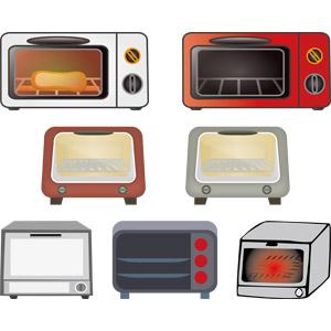 フリーイラスト, ベクター画像, AI, 家電機器, 調理器具, トースター