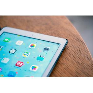 フリー写真, 家電機器, パソコン(PC), タブレットPC, アップル(Apple), iPad