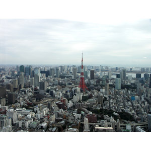 フリー写真, 風景, 建造物, 建築物, 都市, 高層ビル, 街並み(町並み), 塔(タワー), 東京タワー, 日本の風景, 東京都