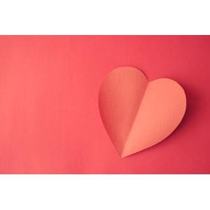 フリー写真, 背景, ハート, 赤色(レッド), 2月, バレンタインデー, 愛(ラブ)