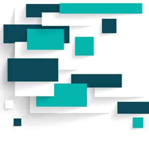 フリーイラスト, ベクター画像, AI, 背景, 抽象イメージ, 四角形(スクエア)