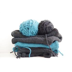 フリー写真, 編み物, 毛糸, 衣料