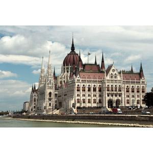 フリー写真, 風景, 建造物, 建築物, 議事堂, ハンガリーの風景, ブダペスト