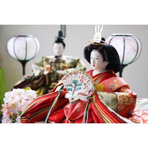 フリー写真, 年中行事, 雛祭り(ひなまつり), 3月, 上巳(桃の節句), ひな人形, 人形