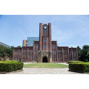 フリー写真, 風景, 建造物, 建築物, 学校, 校舎, 大学, 東京大学, 日本風景, 東京都