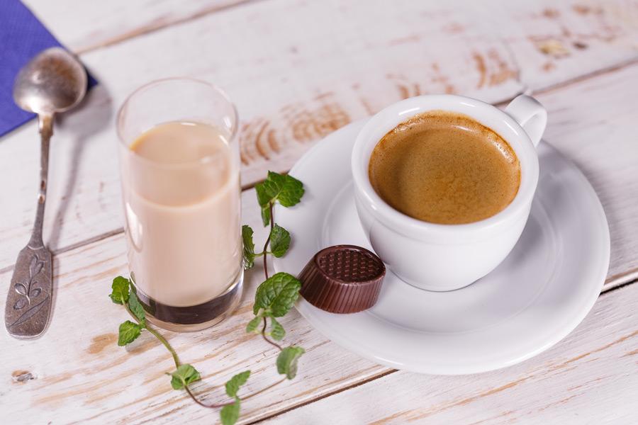 フリー写真 エスプレッソコーヒー