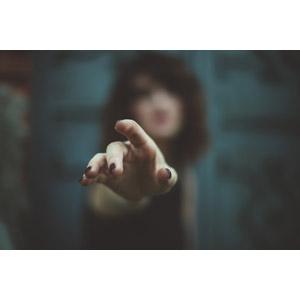 フリー写真, 人体, 手, 手を伸ばす, 女性, 外国人女性