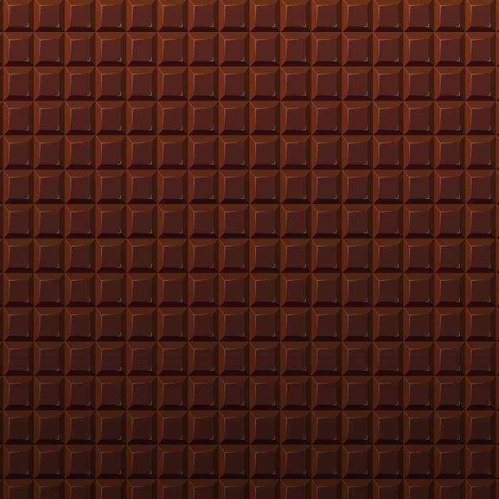 フリーイラスト チョコレートの背景