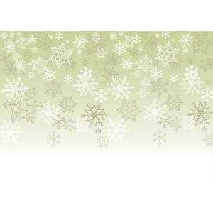 フリーイラスト, ベクター画像, AI, 背景, 雪, 雪の結晶, 冬