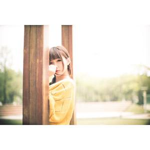 フリー写真, 人物, 女性, アジア人女性, 喬喬(00135), 中国人, セーター