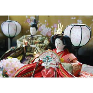 フリー写真, 人形, 年中行事, 雛祭り(ひなまつり), 3月, 上巳(桃の節句), ひな人形