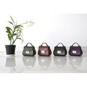 フリー写真, レディースファッション, 鞄(カバン), 花, 植木鉢
